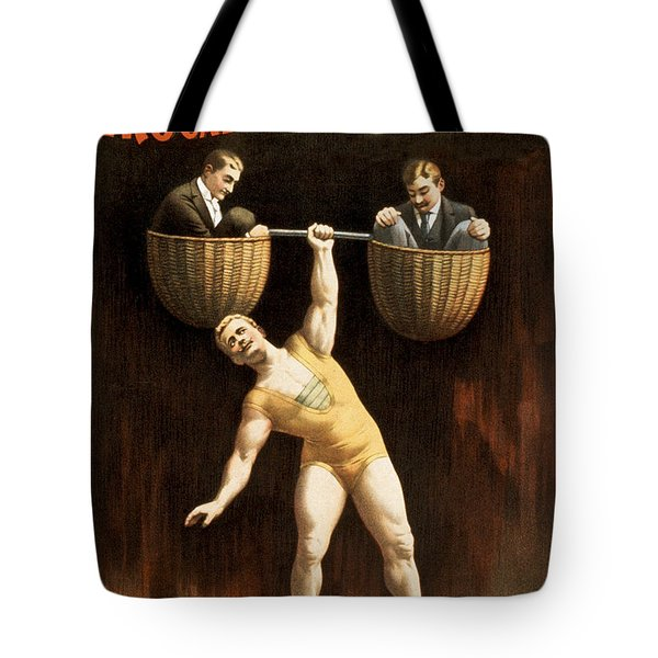 The Sandow Tote Bag by Aged Pixel