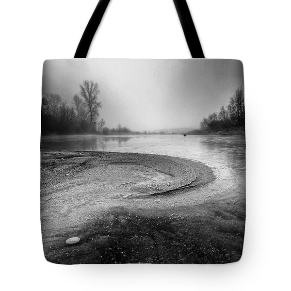 The sands of time Tote Bag by Davorin Mance