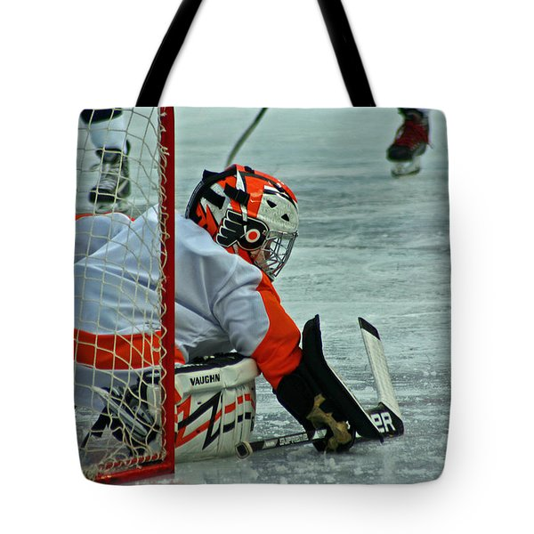 The Save Tote Bag by David Rucker