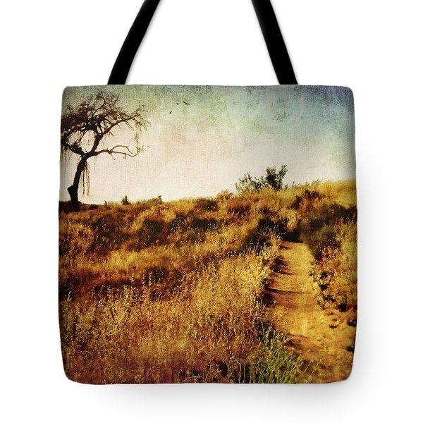 The Secret Pathway to Aspiration Tote Bag by Brett Pfister