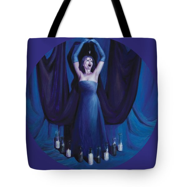 The Seer Tote Bag by Shelley  Irish