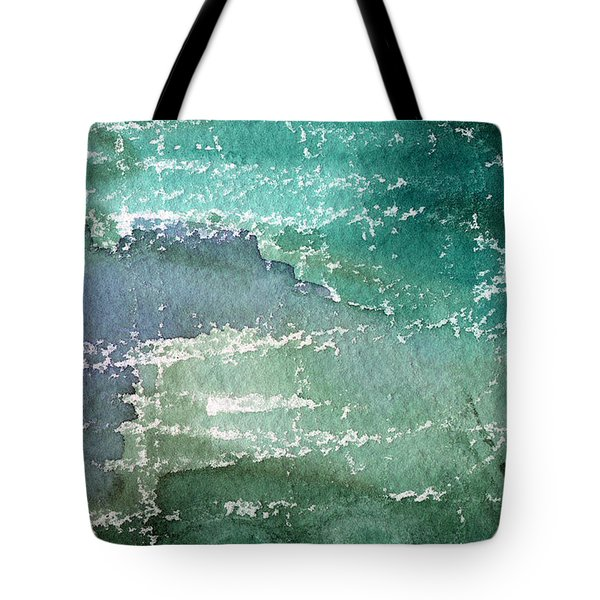 The Shallow End Tote Bag by Linda Woods