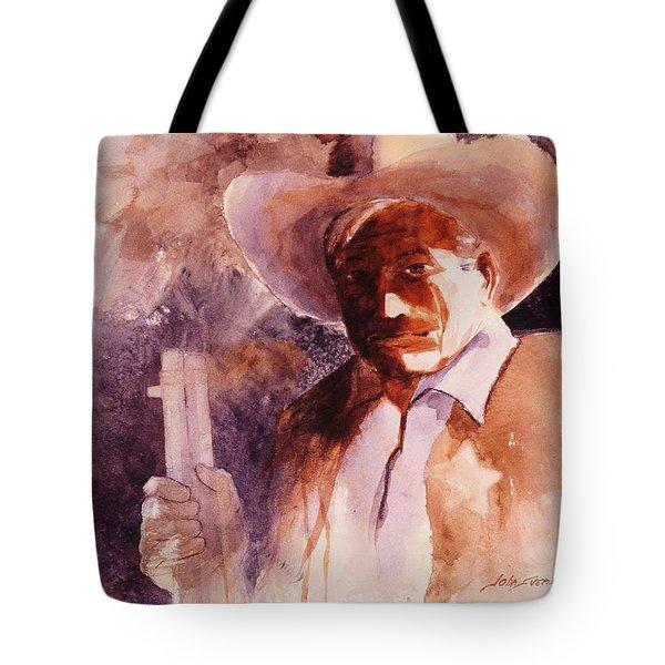 The Sheriff Tote Bag by John  Svenson