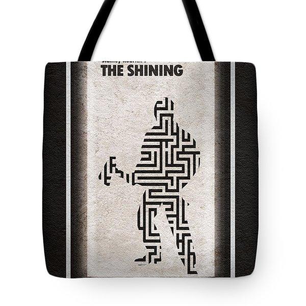 The Shining Tote Bag by Ayse Deniz