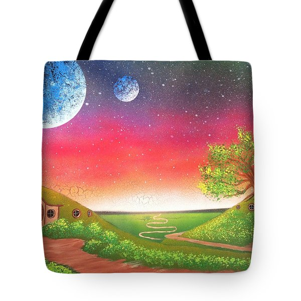 The Shire Tote Bag by Drew Goehring