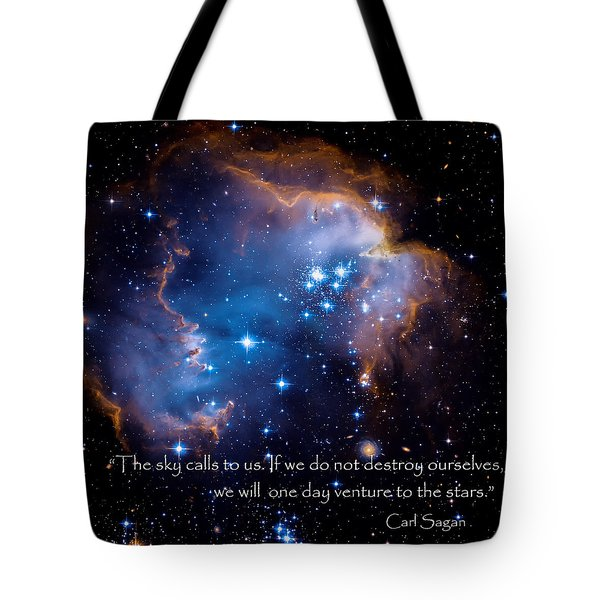 The Sky  Tote Bag by Bill  Wakeley