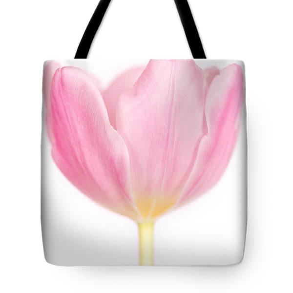 The Softness Of Pink 5 Tote Bag by Mark Monckton
