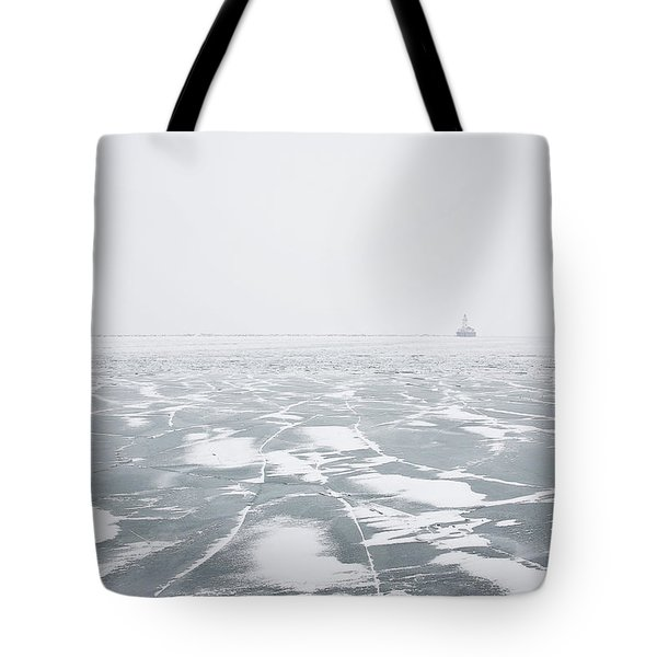 The Song Of Ice Tote Bag by Joanna Madloch