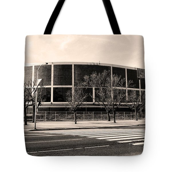 The Spectrum In Philadelphia Tote Bag by Bill Cannon
