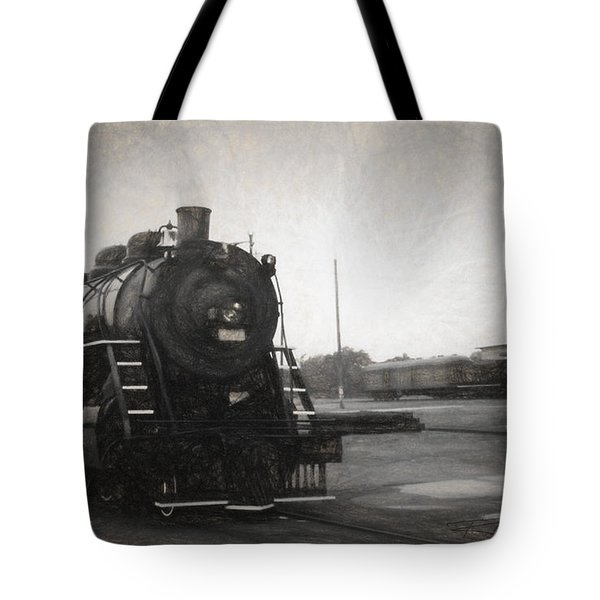 The Spencer Yard Tote Bag by Richard Rizzo