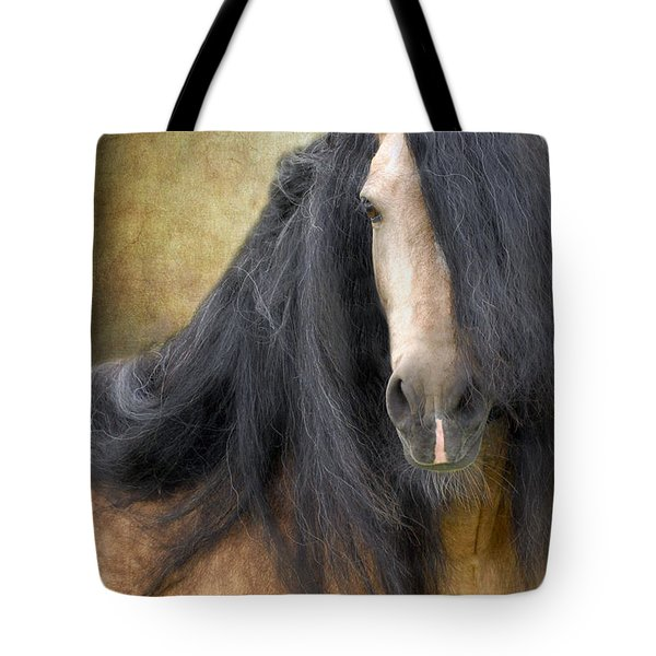 The Stallion Tote Bag by Fran J Scott
