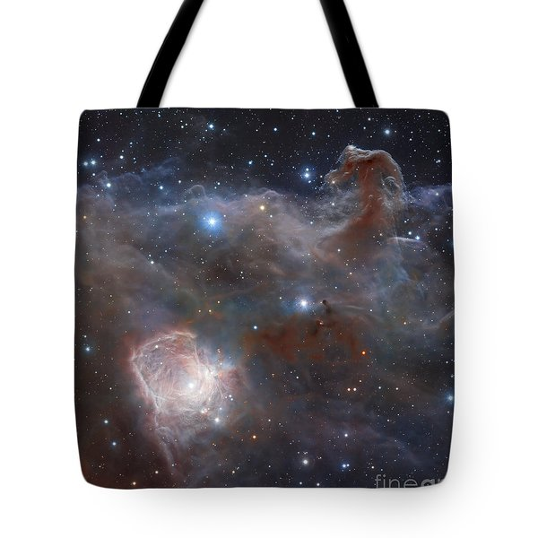 The Star-forming Region Ngc 2024 Tote Bag by Robert Gendler