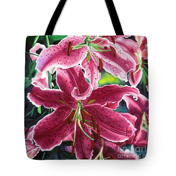 The Stargazers Tote Bag by Barbara Jewell
