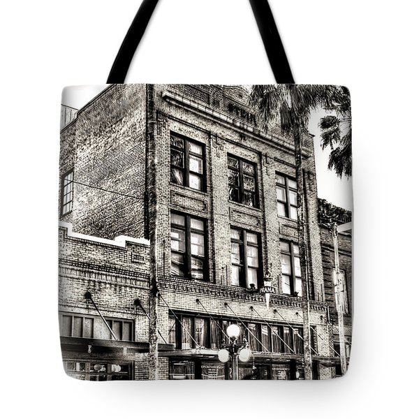 The Stein Building Tote Bag by Marvin Spates