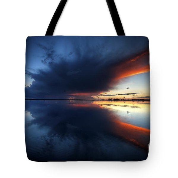 The Storm Tote Bag by English Landscapes
