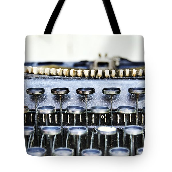 The Story Told 1 Tote Bag by Angelina Vick