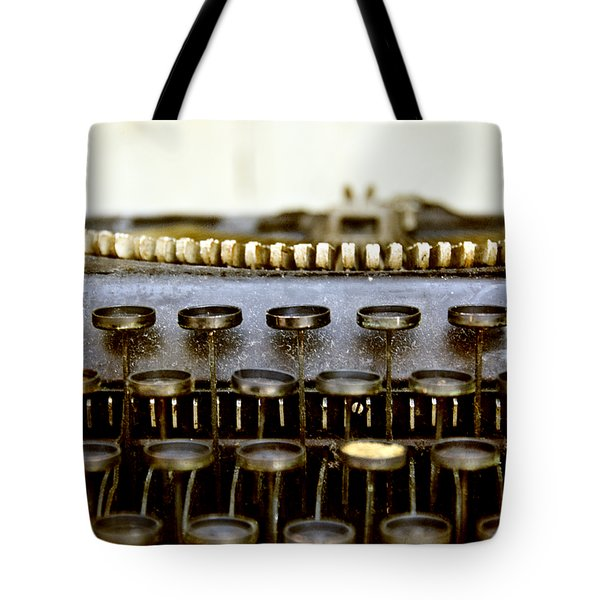 The Story Told 2 Tote Bag by Angelina Vick