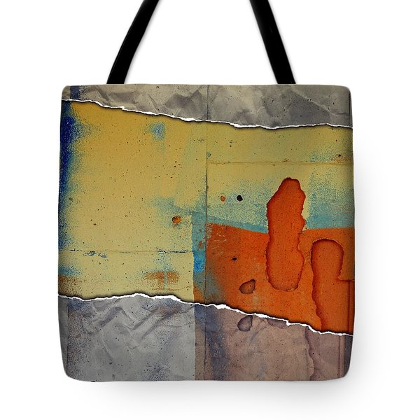 The Tear Tote Bag by Marcia Lee Jones
