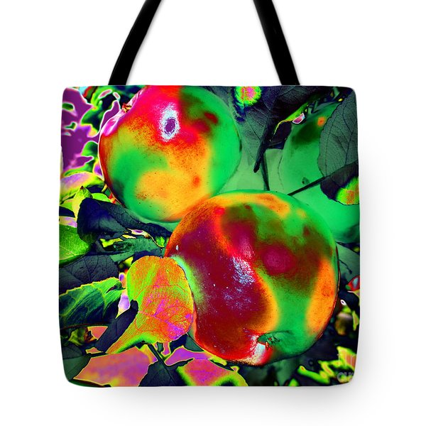 The Temptation Tote Bag by Martin Howard