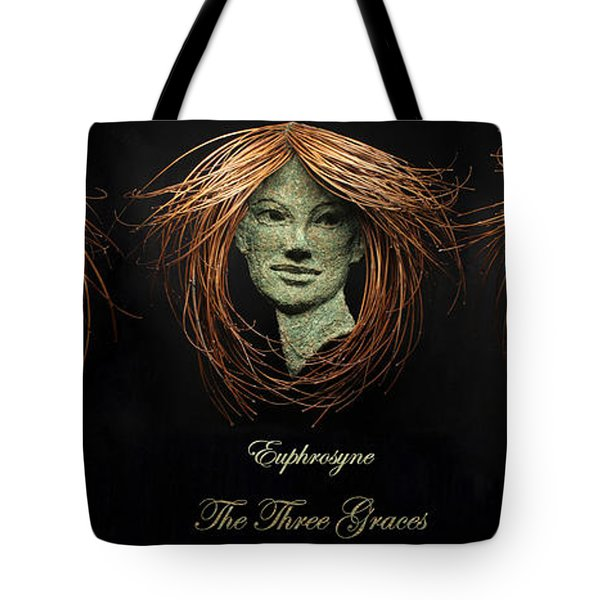 The Three Graces Tote Bag by Adam Long