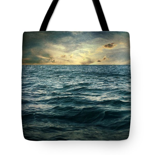 The Time I Was Daydreaming Tote Bag by Taylan Soyturk