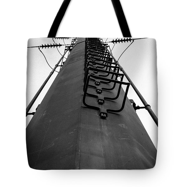 The Tower Tote Bag by Edward Fielding