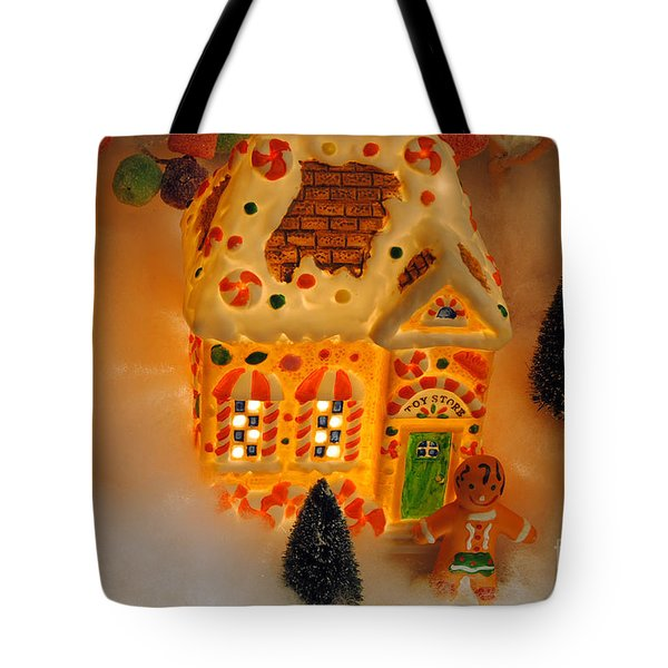The Toy Store Tote Bag by Skip Willits
