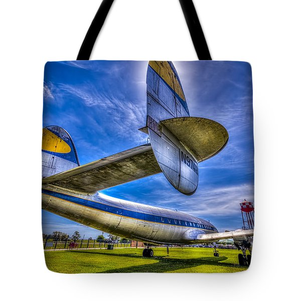 The Transatlantic Queen Tote Bag by Marvin Spates