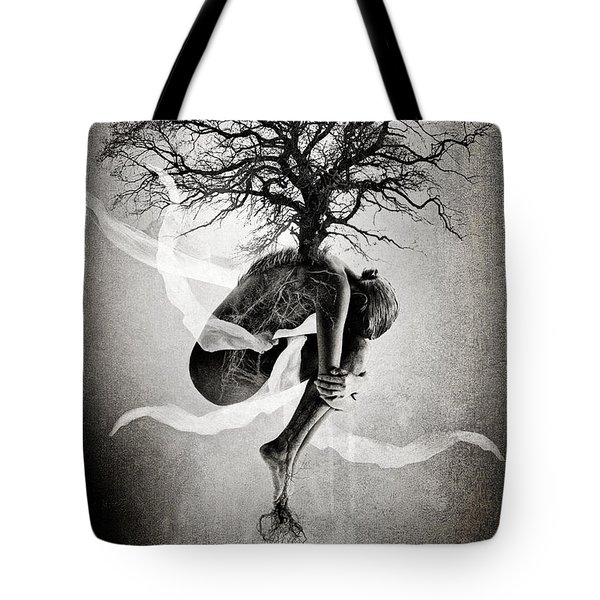 The Tree Of Life Tote Bag by Erik Brede