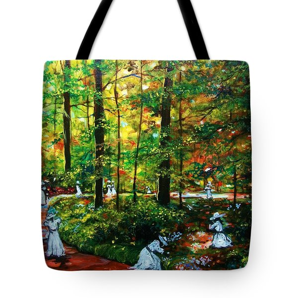 The Trials Tote Bag by Emery Franklin