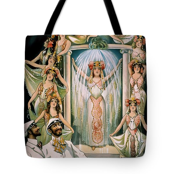 The Vater Oomph Tote Bag by Terry Reynoldson