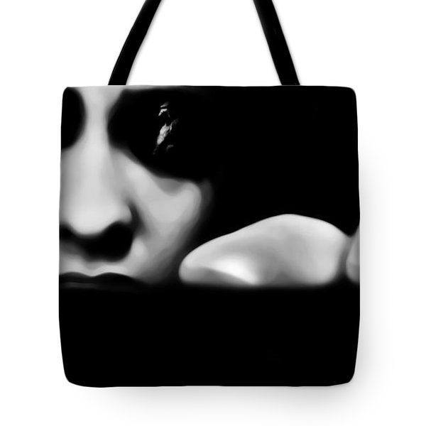 The Vision Tote Bag by Jessica Shelton