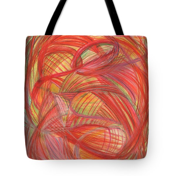 The Voice Of Daring-vertical Tote Bag by Kelly K H B