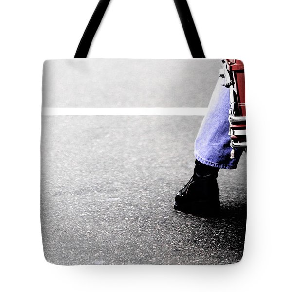 The Wait  Tote Bag by Karol Livote