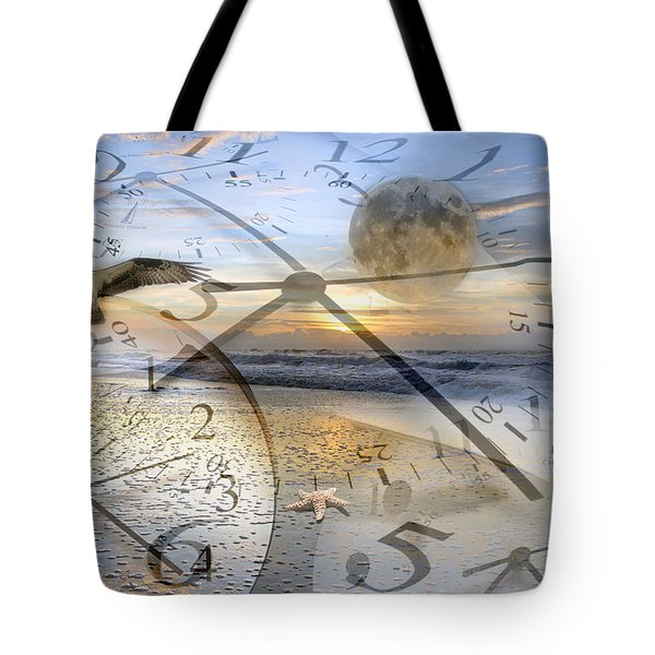 The Waiting Room Tote Bag by Betsy C Knapp