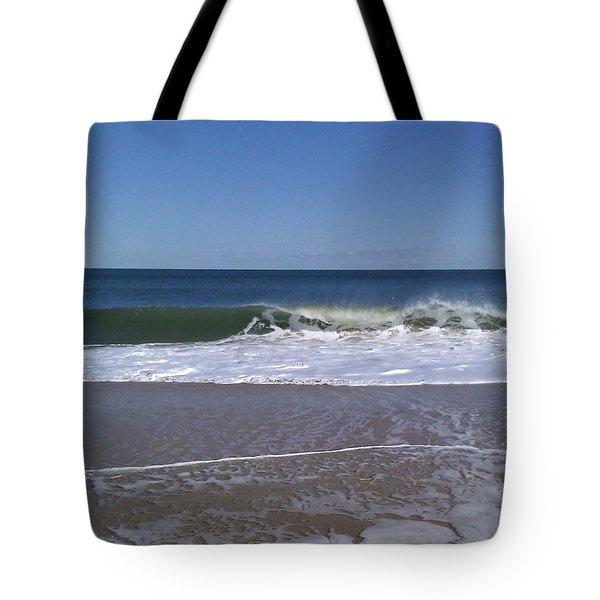 The Wave Tote Bag by Arlene Carmel