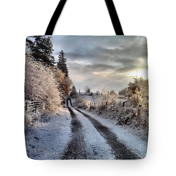 The Way Home Tote Bag by Rory Sagner