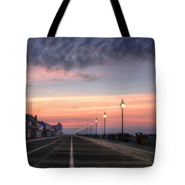 The Way I Like It Tote Bag by Lori Deiter