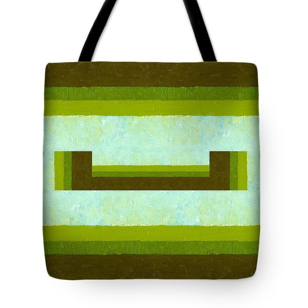 The Way Is Open Tote Bag by Michelle Calkins