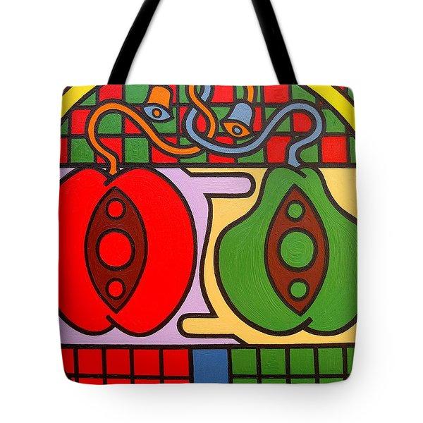 The Wedding Tote Bag by Patrick J Murphy