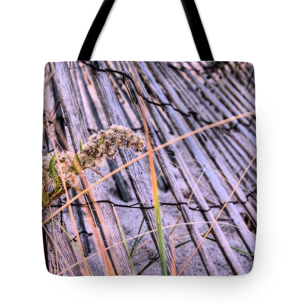 The Weed Tote Bag by JC Findley