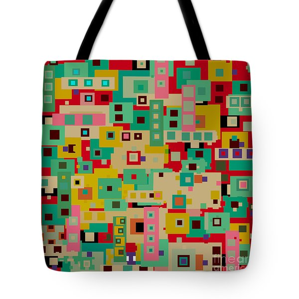 The West End  Tote Bag by Bri Buckley