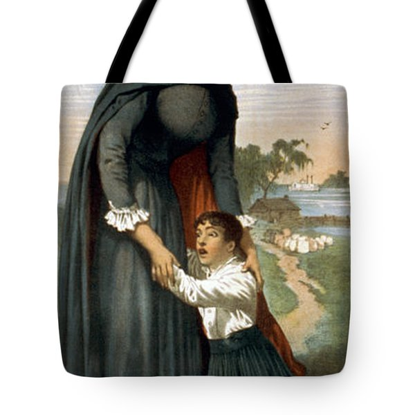 The White Slave Tote Bag by Aged Pixel