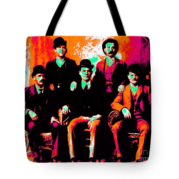 The Wild Bunch 20130212p38 Tote Bag by Wingsdomain Art and Photography