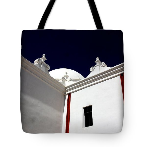 The Window Above Tote Bag by Joe Kozlowski