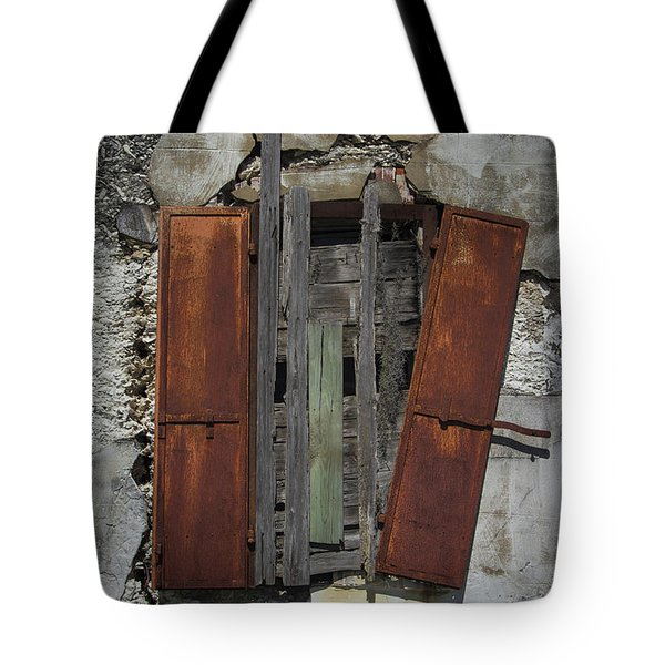 The Window Tote Bag by Debra and Dave Vanderlaan