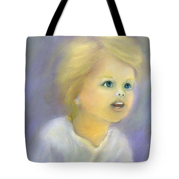 The Wonder Of Childhood Tote Bag by Loretta Luglio
