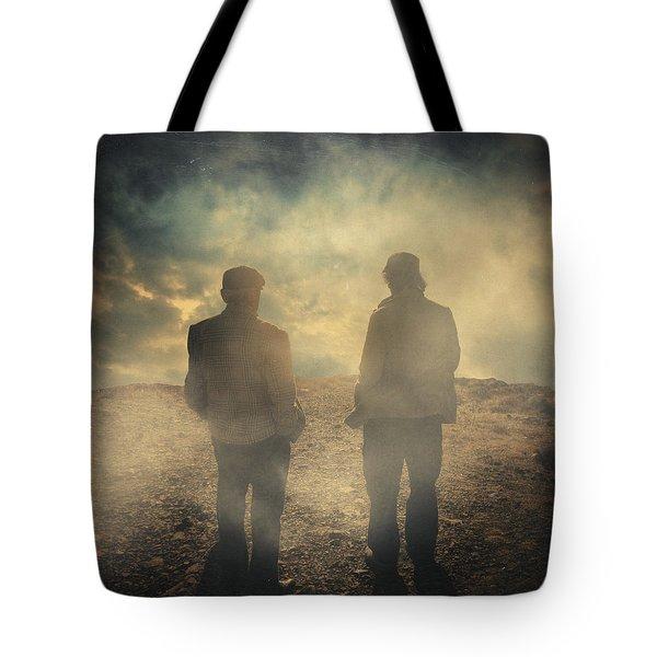Them Tote Bag by Taylan Apukovska