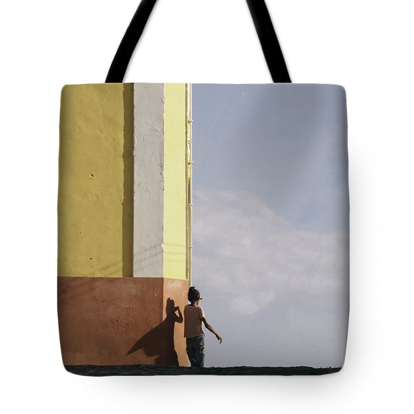 There Is A Super Hero Inside All Of Us.. Tote Bag by A Rey