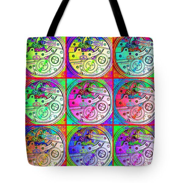 There Is Never Enough Time 20130606 Tote Bag by Wingsdomain Art and Photography